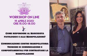 workshop 19 aprile