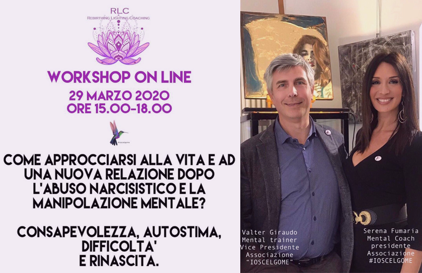 workshop 29 marzo