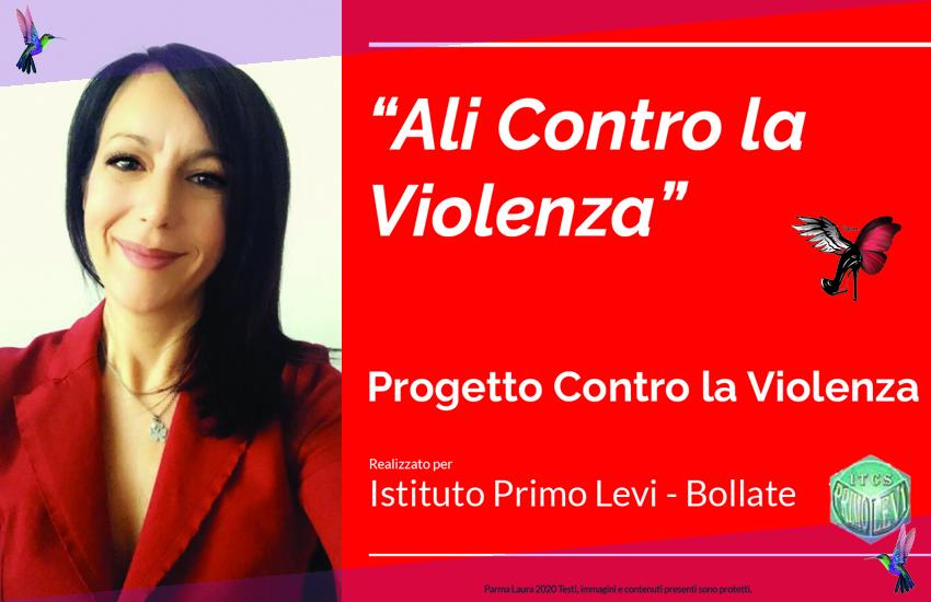 ali contro la violenza di Laura Parma